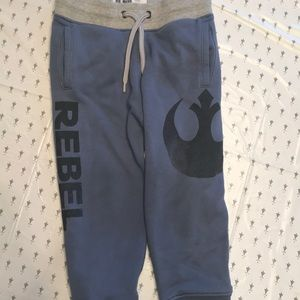 Other - Blue Toddler Sweatpants